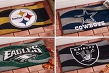 Football / Treat the football fan in your life to one of our great football themed products! Check out some of the great NFL hats, fun football decor, apparel and more! / by Collections Etc.