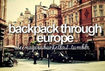 Before I die, I want to... / travel the world.  / by G E N E S I S P E Ñ A
