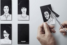 Business Cards Design / by Jessi Chu