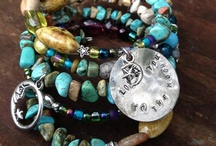 Bracelets and Beads! / by Dragonfly Inspirations Creations (earthy mama!)