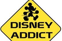 Disney Addict / by Michele Caine