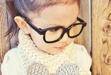little girl cuteness / by Vann