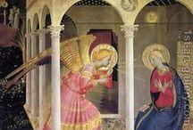 Art   annunciation
