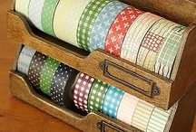 Washi tape / Who knew washi tape could be so much fun to use?