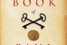 The Book of Paul / The Book of Paul is the first of seven volumes in a sweeping mythological narrative tracing the mystical connections between Hermes Trismegistus in ancient Egypt, Sophia, the female counterpart of Christ, and the Celtic druids of Clan Kelly.  This board is inspired by all things related to this epic saga.