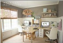 Home - Homeoffice/craftroom
