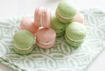 French Macarons / Oh, to be in Paris!