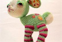 Crochet toys / by Teri Sanders