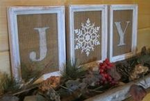 Christmas / The best way to spread chirstmas cheer, is singing loud for all to hear! / by Crystal Touhey