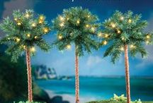 Tropical Party Decorations / Aloha!  We love a good party, and the only way to throw a good luau party is with fun and colorful decorations and party accessories that transform your home or backyard into the tropical locale everyone will enjoy.  From parrots to bamboo to colorful serving pieces and more, your luau party will be a hit when you bring it all together with fun decorations from Collections Etc.