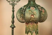 Beautiful Lamps & Shades / by Lynn Scott