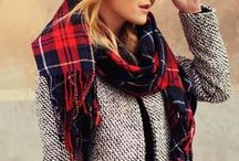 Fall + Winter Style / Outfit inspiration for the fall season!