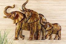 Wild Safari Decor / Take a walk on the wild side with our selection of Safari home decorations!