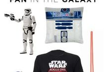 Star Wars / A long time ago in a galaxy far, far away we sought to assemble the ultimate collection of Star Wars finds...