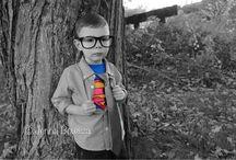 Toddler boy superman photoshoot - 3 years old / Toddler boy photoshoot - 3 years old