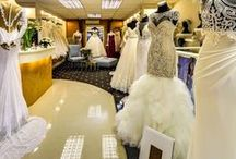 Si...Boutique / A look inside our bridal haven