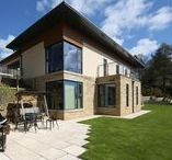 Aluminium Windows from Kingfisher / Modern, sleek and secure aluminium windows with incredible energy efficiency