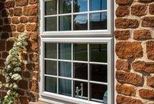 Georgian Windows from Kingfisher / Traditional Georgian windows offer traditional charm for modern homes