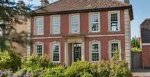 Sash Windows from Kingfisher / Beautiful uPVC windows with a flush sash set perfect in the frame