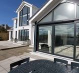 Patio Doors from Kingfisher / Simple, modern patio door sets designed to bring out the best in your home and garden