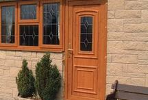 uPVC Doors from Kingfisher / Stylish, durable and highly secure, uPVC doors make the perfect front or back door