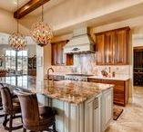 Old World Ravenna Custom Home / Old World Style Custom home with gourmet kitchen, wine room, and home gym.