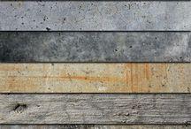 Materials : Materialer