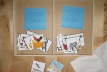 Preschool Co-op resources
