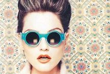 My Turquoise Dream / All things turquoise including Black Eyewear frames and sunglasses