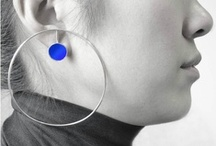 Ears / Contemporary jewellery  / by Susan Gill