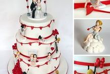 Hochzeitstorten & Motivtorten - Weddingcakes & Cakes