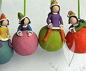Weihnachten Figuren & Geschenke