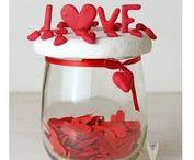 Liebe & Valentinstag - Figuren & Tortenfiguren