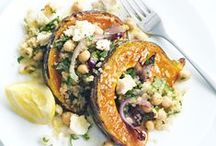Recipes: Meals  / Meals, sides, etc.  as well as Hors d'oeuvres. / by Stacey Meadows