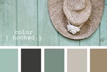 Color Palettes / by Hollie Davis