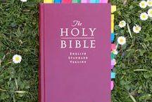 Bible and Prayer / by Jennifer Barger