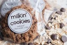 Milkin-Cookies / Delicious lactation cookies for nursing moms