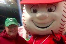 Cincinnati reds / People places relating to Cincinnati Reds baseball! ⚾️ / by John Ober