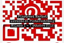Pinstreet Market / La board dedicata all'evento del blog Pinterestitaly e a tutti i Pinlovers! Pinstreet market si svolgerà a Milano dal 1 al 7 ottobre 2012: vi aspettiamo!
