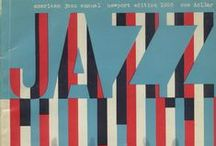 Jazz Posters / Jazz posters we love and the latest poster designs for Black Eyewear #blackeyewear #jazzposters