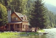 Dream Home / Someday.. :) / by Cassie Erickson