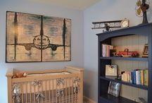 Baby Boy Nursery / Boy nursery & room / by Nicole Reamer