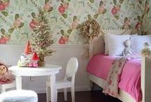 Baby Girl Nursery / by Nicole Reamer