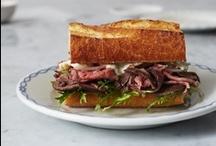 Yum: Sandwiched