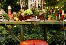 S P R I N G   F O R M A L / A Midsummer Night's Dream Spring Formal Theme Idea / by Katherine Streater