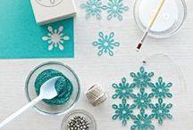 WINTER Inspiration / schneeweiß und kristallklar  Winter, Fotografie, Basteln, DIY, Dekoration,