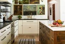 Kitchens we love / We love food, so we love kitchens