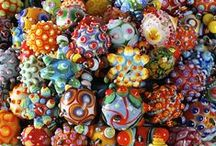 My Muse's Wish List / Beads, Baubles, Paints and must have art supplies. DIY ideas and inspiration