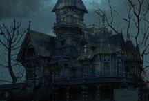 Haunted houses/places
