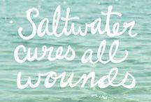 am MEER / Mein Lieblingsort  Meer, Ozean, Urlaub, Strand, Fotografie, Illustration,Fernweh, Sehnsucht